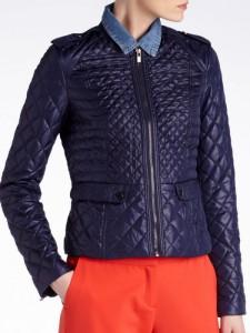 kurtka pikowana Reserved