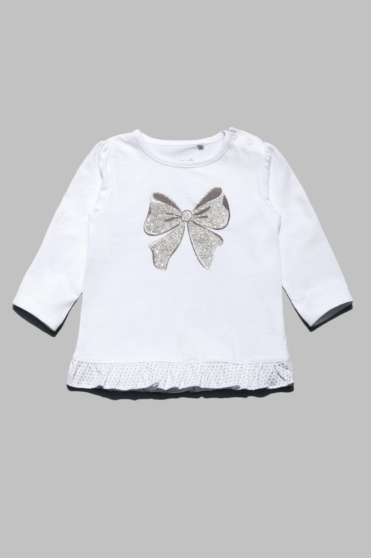 Bluzka niemowlęca dziewczęca (źródło: www.51015kids.eu)