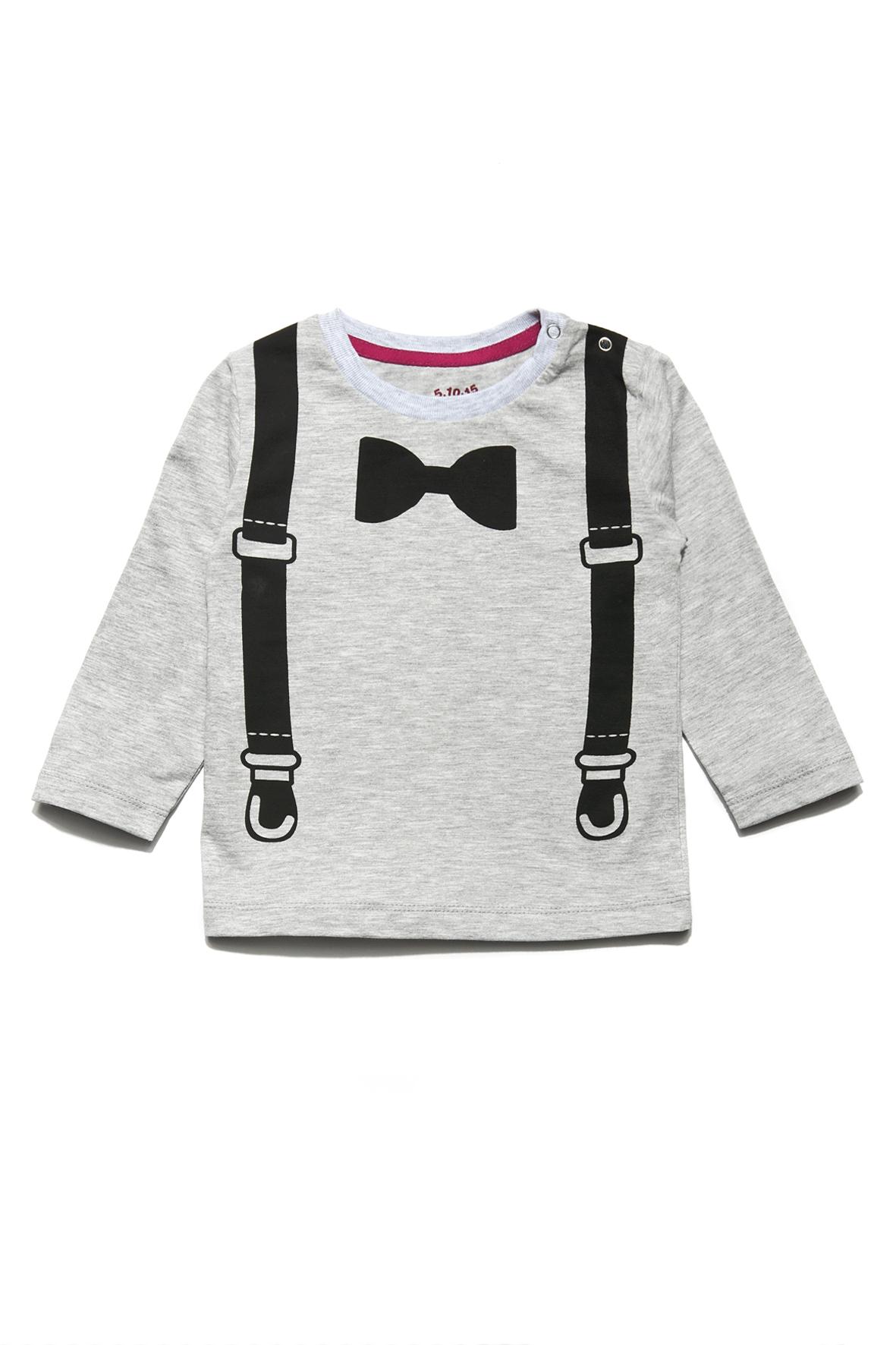 Bluza niemowlęca chłopięca (źródło: www.51015kids.eu)