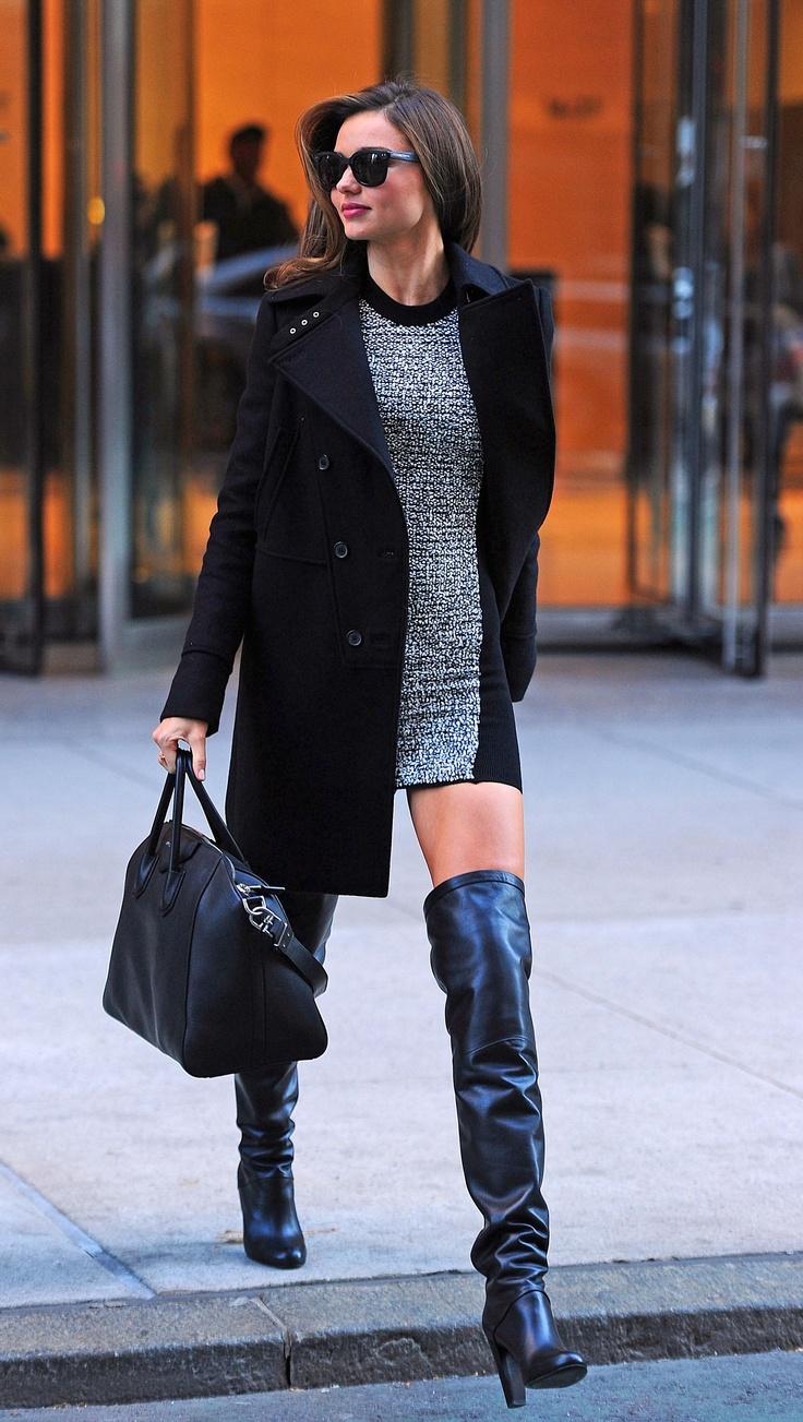 W stylu gwiazdy: Miranda Kerr (źródło: pinterest)