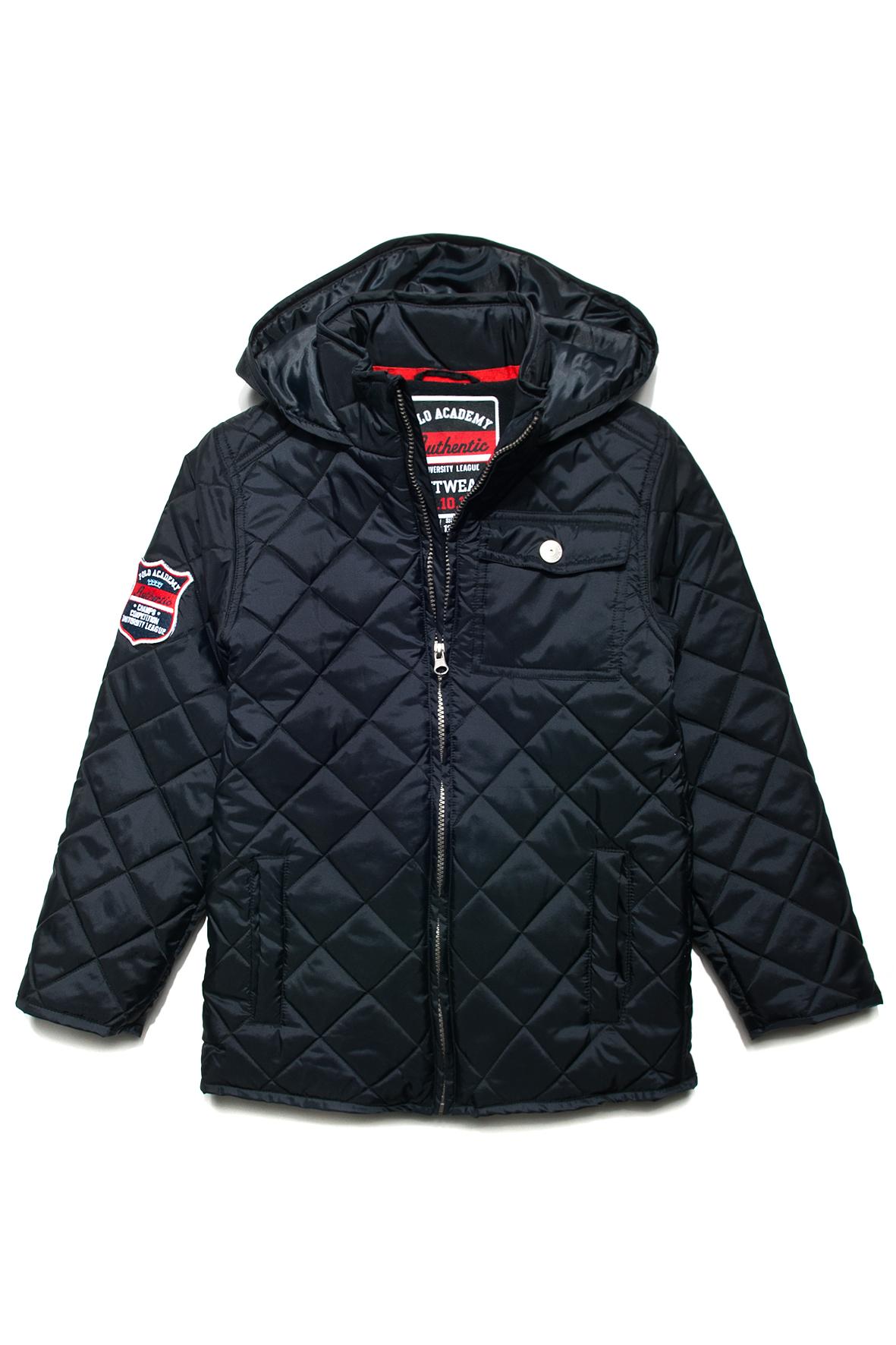 Pikowana kurtka chłopięca - nowa cena 79,99 (źródło: 51015kids.eu)