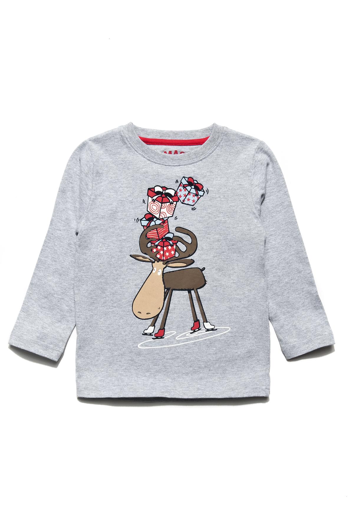 Bluza chłopięca z nadrukiem - nowa cena 19,99 (źródło: 51015kids.eu)