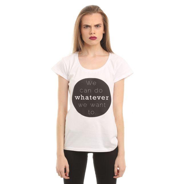 T-shirt z napisem (źródło: www.mybaze.com)
