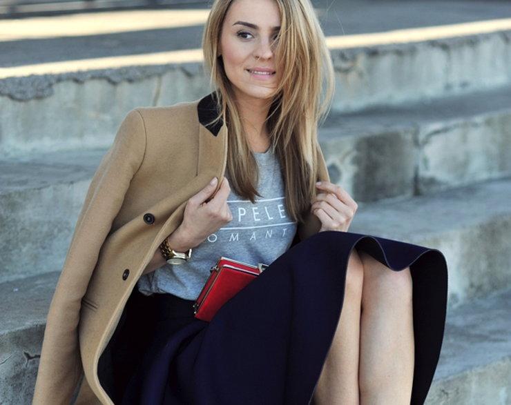 Kasia Tusk w stylowym outficie (źródło: kobieta.onet.pl)