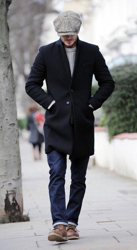David Beckham (źródło: pinterest)