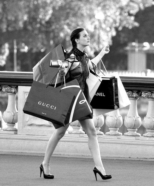 zakupy z osobistą stylistka
