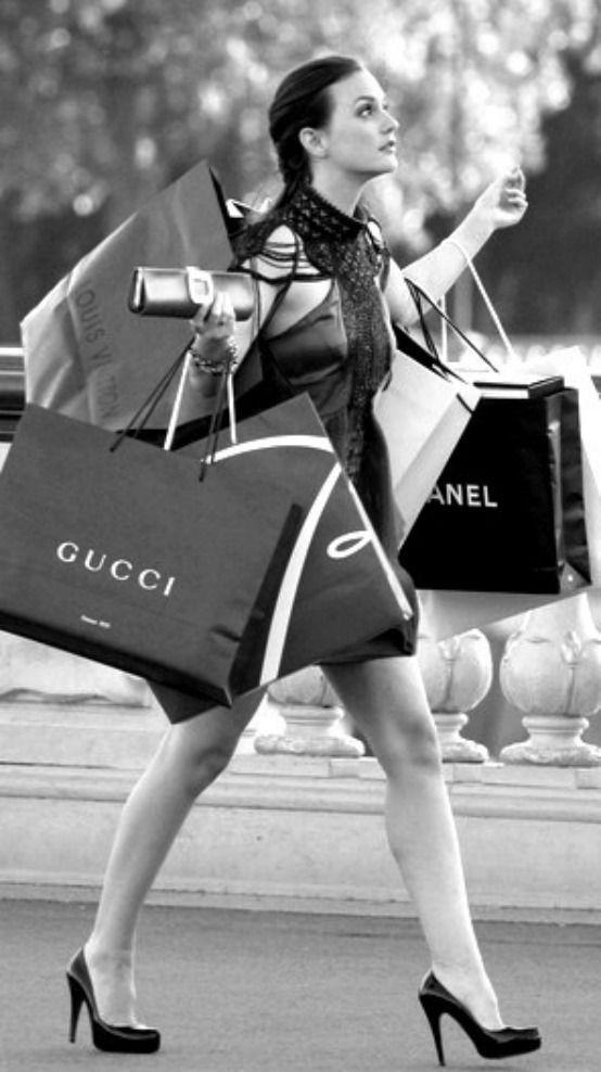 luksusowe zakupy