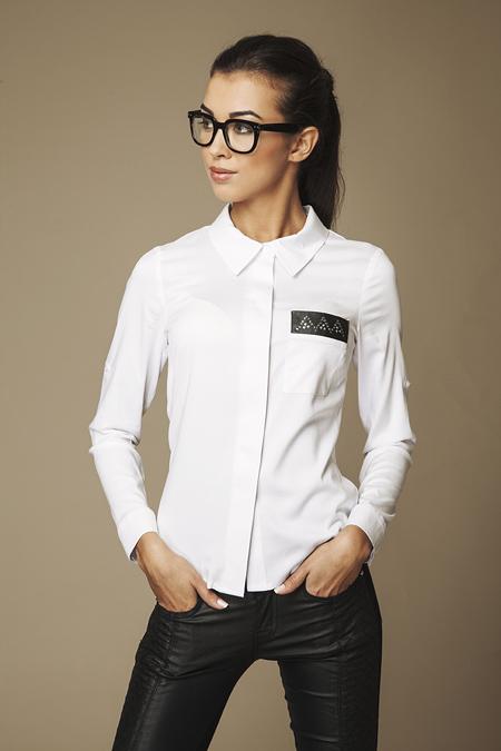 koszula z ozdobną kieszonką (źródło: www.mybaze.com)