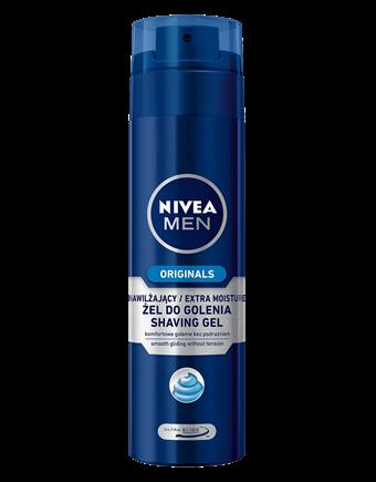 Nawilżający żel do golenia NIVEA