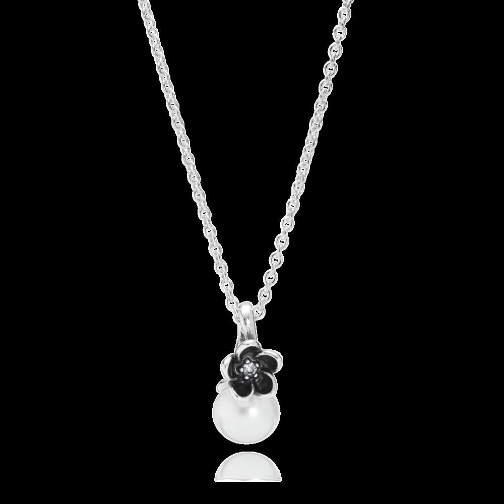 naszyjnik z perłą (źródło: estore-pl.pandora.net)