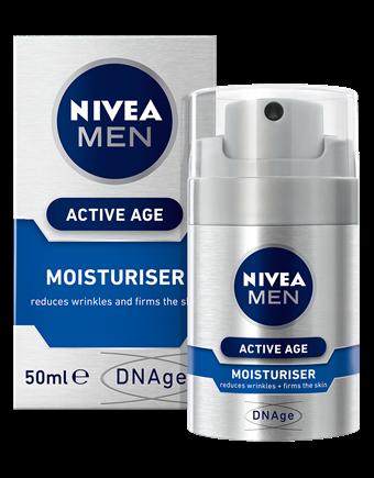 Krem dla mężczyzn Nivea Active Age