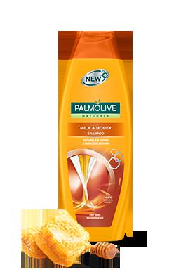opakowanie Palmolive Naturals - pielęgnacja włosów