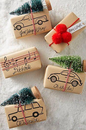 własno ręcznie zrobione tanie prezenty świąteczne