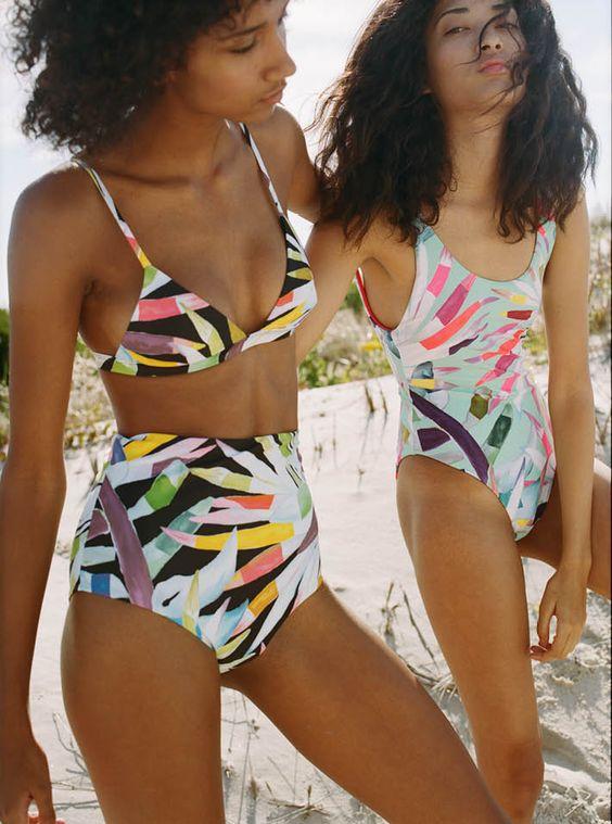 modne stroje kąpielowe