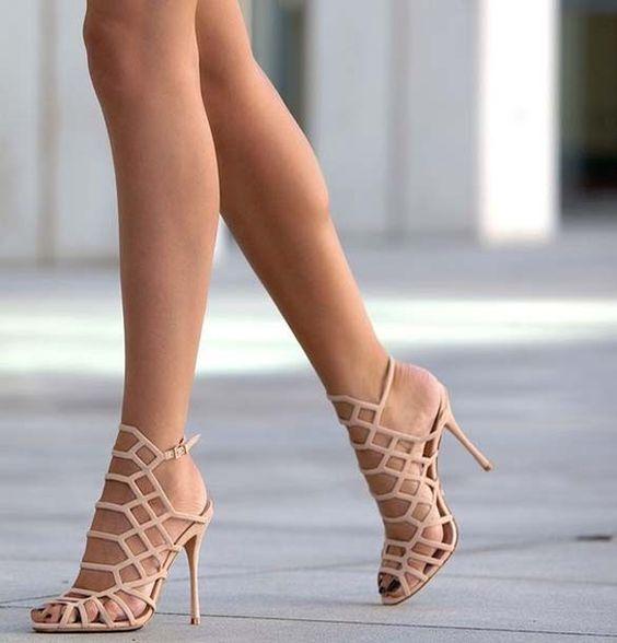 modne sandałki damskie