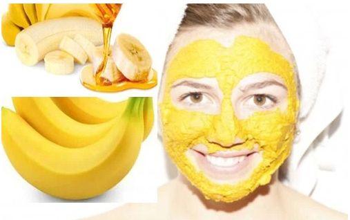 domowe maseczki z banana