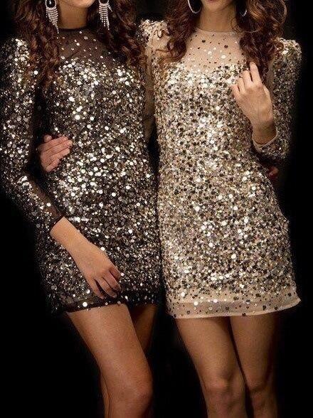 modne sukienki sylwestrowe