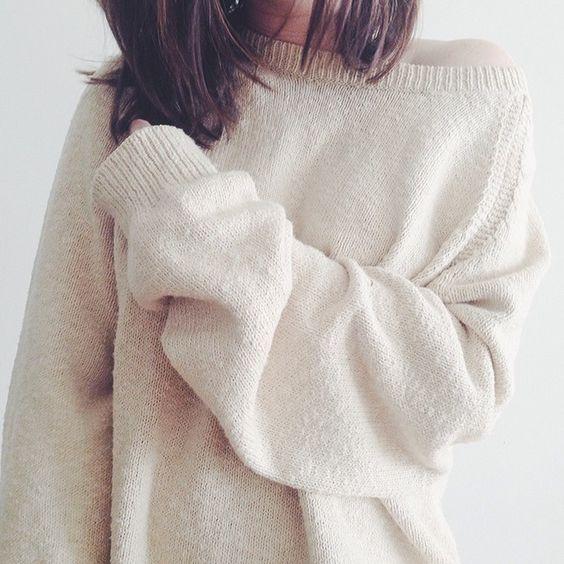 modne swetry oversize