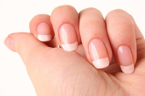 ładne paznokcie domowe sposoby